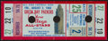 Football Collectibles:Tickets, 1968 Green Bay Packers Vs. College All Stars Full Ticket - Packers Win 34-17....