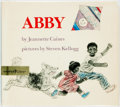 Books:Children's Books, Jeannette Caines. Abby. Pictures by Steven Kellogg. NewYork: Harper and Row, [1973]. First edition. Oblong octavo. ...
