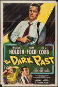 """Movie Posters:Crime, The Dark Past (Columbia, 1949). One Sheet (27"""" X 41""""). Crime.. ..."""