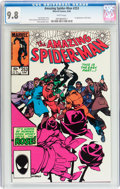 Modern Age (1980-Present):Superhero, The Amazing Spider-Man #253 (Marvel, 1984) CGC NM/MT 9.8 Whitepages....