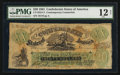 Confederate Notes:1861 Issues, CT-XXI/C1 $20 Female Riding Deer Bogus Note.. ...