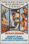 "Movie Posters:Adventure, Billy Budd (Allied Artists, 1962). One Sheet (27"" X 41"").Adventure.. ..."