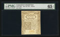 Colonial Notes:Connecticut, Connecticut June 19, 1776 6d PMG Gem Uncirculated 65 EPQ.. ...