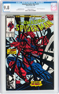 Modern Age (1980-Present):Superhero, The Amazing Spider-Man #317 (Marvel, 1989) CGC NM/MT 9.8 Off-whiteto white pages....