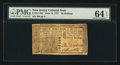 Colonial Notes:New Jersey, New Jersey June 14, 1757 30s PMG Choice Uncirculated 64 EPQ.. ...