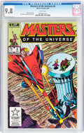 Modern Age (1980-Present):Science Fiction, Masters of the Universe #6 (Marvel, 1987) CGC NM/MT 9.8 Whitepages....