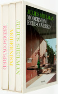 Books:Art & Architecture, Julius Schulman. Modernism Rediscovered. [Cologne: Taschen, 2007]. First edition. Complete in three folio volumes. P... (Total: 3 Items)