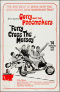 """Movie Posters:Rock and Roll, Ferry Cross the Mersey (United Artists, 1965). One Sheet (27"""" X41""""). Rock and Roll.. ..."""