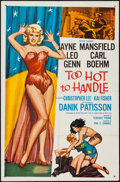 """Movie Posters:Sexploitation, Playgirl After Dark (MGM, 1961). International One Sheet (27"""" X41""""). Sexploitation. Alternate Title: Too Hot to Handle...."""