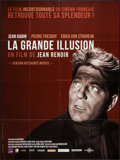 """Movie Posters:Foreign, La Grande Illusion (Studio Canal, R-2012). French Grande (46.25"""" X 62""""). Foreign.. ..."""