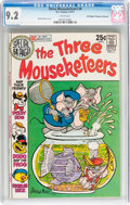Bronze Age (1970-1979):Humor, The Three Mouseketeers #6 Don/Maggie Thompson Collection pedigree(DC, 1971) CGC NM- 9.2 White pages....