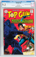 Silver Age (1956-1969):Western, Showcase #72 Top Gun - Don/Maggie Thompson Collection pedigree (DC, 1968) CGC NM- 9.2 White pages....