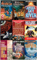Books:Pulps, [Genre Paperbacks]. Group of Forty-eight Bantam Spectra Paperbacks.New York: Bantam, [1980-90s]. Includes works by Martin,... (Total:48 Items)
