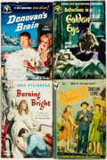 Books:Pulps, [Vintage Paperbacks]. Group of Four Literary Vintage Bantam Paperbacks. New York: Bantam, [1946-1951]. Comprised of works by... (Total: 4 Items)