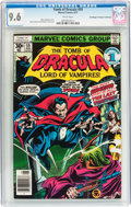 Bronze Age (1970-1979):Horror, Tomb of Dracula #59 Don/Maggie Thompson Collection pedigree(Marvel, 1977) CGC NM+ 9.6 White pages....
