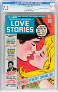 Bronze Age (1970-1979):Romance, DC 100-Page Super Spectacular #5 Love Stories - Don/Maggie ThompsonCollection pedigree (DC, 1971) CGC VF- 7.5 Off-white to wh...