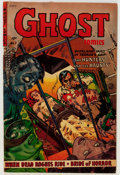 Golden Age (1938-1955):Horror, Ghost #7 (Fiction House, 1953) Condition: FN....