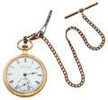Timepieces:Pocket (post 1900), E. Howard & Co. 15 Jewel Series V Pocket Watch. ...