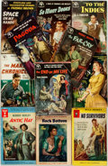 Books:Pulps, [Vintage Paperbacks]. Group of Eleven Vintage Bantam Paperbacks.New York: Bantam, [1950s]. Includes works by Bradbury, Fore...(Total: 11 Items)