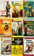Books:Pulps, [Vintage Paperbacks]. Group of Twenty-One Vintage BantamPaperbacks. New York: Bantam, [1950s]. Includes works bySteinbeck,... (Total: 21 Items)