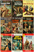Books:Pulps, [Vintage Paperbacks]. Group of Nineteen Bantam A-Series VintagePaperbacks. New York: Bantam, [1950s]. Includes works by McC...(Total: 19 Items)