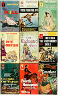 Books:Pulps, [Vintage Paperbacks]. Group of Thirty-Three Vintage A-Series BantamPaperbacks. New York: Bantam, [1950s]. Includes works by... (Total:33 Items)