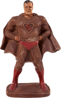Superman Syroco-Style Figure (1942)