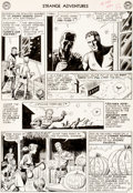 Original Comic Art:Panel Pages, Murphy Anderson Strange Adventures #144 Atomic Knights Page11 Original Art (DC, 1962)....