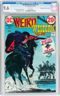 Bronze Age (1970-1979):Horror, Weird Western Tales #15 Don/Maggie Thompson Collection pedigree(DC, 1973) CGC NM+ 9.6 White pages....