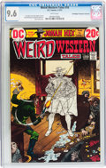 Bronze Age (1970-1979):Western, Weird Western Tales #16 Don/Maggie Thompson Collection pedigree (DC, 1973) CGC NM+ 9.6 White pages....