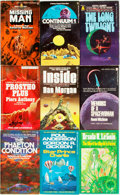Books:Pulps, [Science-Fiction Paperbacks]. Group of Fifty-Nine Science-FictionBerkley Paperbacks. New York: Berkley, [1960-70s]. Include...(Total: 59 Items)