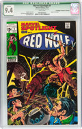 Bronze Age (1970-1979):Western, Marvel Spotlight #1 Red Wolf - Don/Maggie Thompson Collection pedigree (Marvel, 1971) CGC Qualified NM 9.4 White pages....