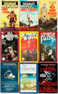 Books:Pulps, [Genre Paperbacks]. Group of Twenty-Six Berkley Fantasy and otherGenre Paperbacks. New York: Berkley, [1980s]. Includes wor...(Total: 26 Items)