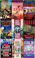 Books:Pulps, [Genre Paperbacks]. Group of Forty-Four Bantam Spectra Paperbacks.New York: Bantam, [1990s]. Includes works by Silverberg, ...(Total: 44 Items)