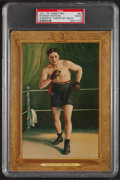 Boxing Cards:General, 1911 T9 Turkey Red Stanley Ketchell #67 PSA Good 2....