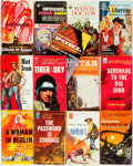 Books:Pulps, [Vintage Paperbacks]. Group of Thirteen Vintage BallantinePaperbacks. New York: Ballantine, [1950s]. Includes works byPohl... (Total: 13 Items)