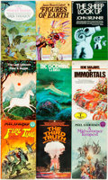 Books:Pulps, [Genre Paperbacks]. Group of Twenty-Nine Ballantine Paperbacks. NewYork: Ballantine, [1960-80s]. Includes works by Tolkien,... (Total:29 Items)