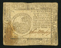 Colonial Notes:Continental Congress Issues, Continental Currency February 17, 1776 $6 Very Fine.. ...