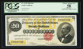 Large Size:Gold Certificates, Fr. 1178 $20 1882 Gold Certificate PCGS Apparent Choice About New58.. ...
