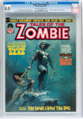 Magazines:Horror, Tales of the Zombie #1 and 2 CGC Group (Marvel, 1973).... (Total: 2 Comic Books)