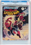 Magazines:Superhero, Spectacular Spider-Man #2 (Marvel, 1968) CGC VF 8.0 White pages....