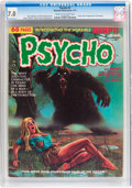 Magazines:Horror, Psycho #2-4 CGC Group (Skywald, 1971).... (Total: 3 Comic Books)