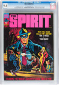 Magazines:Superhero, The Spirit #1 (Warren, 1974) CGC NM 9.4 Off-white to whitepages....