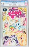Modern Age (1980-Present):Humor, My Little Pony: Friendship is Magic #12 Cover B - Sara Richard 1Million Edition - Only Copy Produced (IDW Publishing, 2013) C...