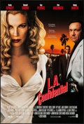 "Movie Posters:Crime, L.A. Confidential (Warner Brothers, 1997). One Sheet & VideoPoster (27"" X 40"") SS & DS, Review Style. Crime.. ... (Total: 2Items)"