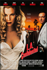 "L.A. Confidential (Warner Brothers, 1997). One Sheet & Video Poster (27"" X 40"") SS & DS, Review Style..."