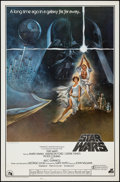 "Movie Posters:Science Fiction, Star Wars (20th Century Records,1977). Soundtrack One Sheet (27"" X41""). Science Fiction.. ..."