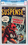Silver Age (1956-1969):Horror, Tales of Suspense #24 (Marvel, 1961) CGC FN+ 6.5 Off-white to whitepages....