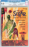 Silver Age (1956-1969):Science Fiction, Doctor Solar #1 Don/Maggie Thompson Collection pedigree (Gold Key,1962) CGC VF/NM 9.0 White pages....