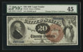 Large Size:Legal Tender Notes, Fr. 131 $20 1880 Legal Tender PMG Choice Extremely Fine 45.. ...